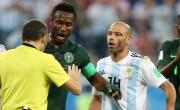 马斯切拉诺很高兴阿根廷能够击败'不应得的'世界杯淘汰赛2018俄罗斯世界杯官网